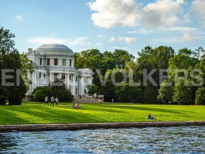 Продажа элитной квартиры 128 м2 в новостройке, Дибуновская ул., д.34 - №111586