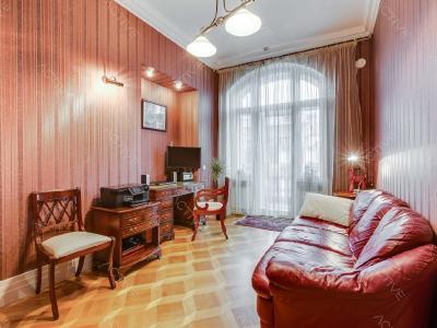Продажа квартиры 187.7 м2 Каменноостровский пр., д.73