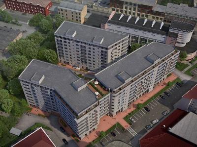Продажа элитной квартиры 88.44 м2 в новостройке, Пионерская ул., д.53 - №137224