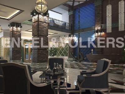 Продажа элитной квартиры 208.48 м2 в новостройке, Мартынова наб., д.92 - №74065