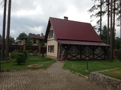 Продажа дома бизнес-класса 230 м2 Рощино, д.17