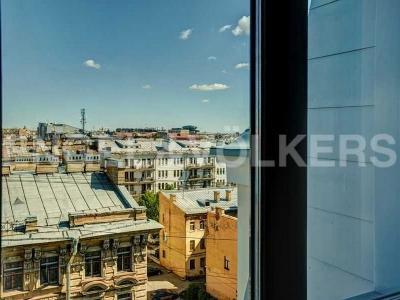 Продажа элитной квартиры 77 м2 в новостройке, 4-я Советская ул., д.9 - №78647