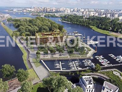 Продажа строящиеся проекты 60.75 м2 Мартынова наб., д.92