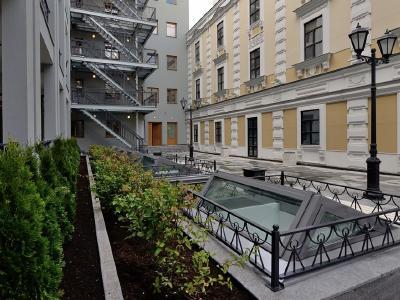 Продажа квартиры 68.8 м2 Конногвардейский бул., д.5