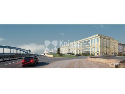 Продажа строящиеся проекты 89 м2 Смольный пр., д.17