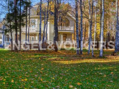 Продажа дома/коттеджи 615 м2 Зеленогорск, Гаванная ул.