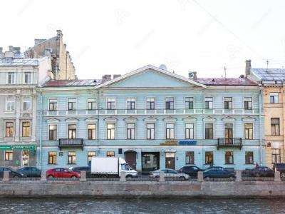 Аренда квартиры 94 м2 Реки Фонтанки наб., д.101