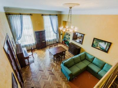 Аренда квартиры в старом фонде 120 м2 Некрасова ул., д.26