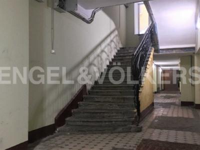 Продажа квартиры 108 м2 18-я линия, д.23