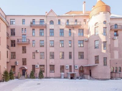 Продажа квартиры бизнес-класса 90 м2 Выборг, Вокзальная ул., д.7