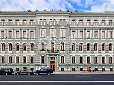 Аренда квартиры 87 м2 Конногвардейский бул., д.5