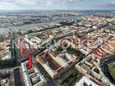 Продажа квартиры 180 м2 Крюкова кан. наб., д.4