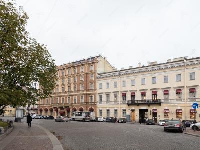Аренда квартиры 200 м2 Итальянская ул., д. 5