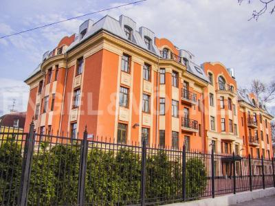 Продажа квартиры 163.3 м2 Дибуновская ул., д.22