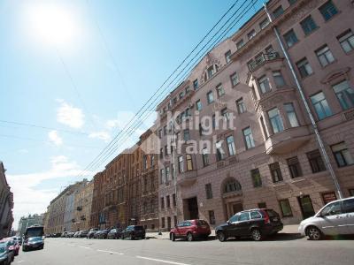 Продажа квартиры 154 м2 Миллионная ул., д.25