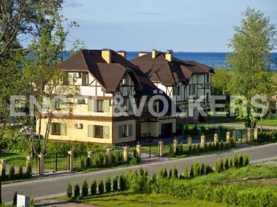 Продажа дома бизнес-класса 313 м2 Шлиссельбург, Новоладожский канал ул., д.72