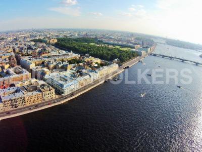 Продажа квартиры 155 м2 Кутузова наб., д.24