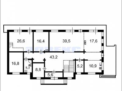 Продажа дома/коттеджи 527 м2 Юкки дер., Сосновая ул., д. 18