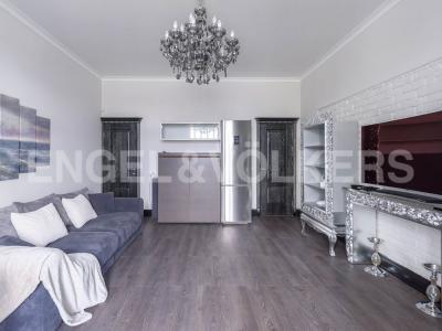 Продажа квартиры 65 м2 Аптекарская наб., д.6