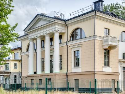 Продажа дома/коттеджи 1360 м2 Реки Крестовки наб., д.3