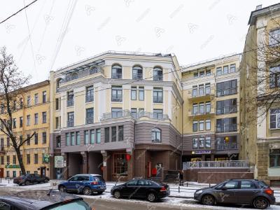 Аренда квартиры 93 м2 11-я линия, д.26