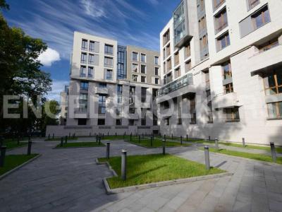 Продажа квартиры 54 м2 Смольного ул., д.4