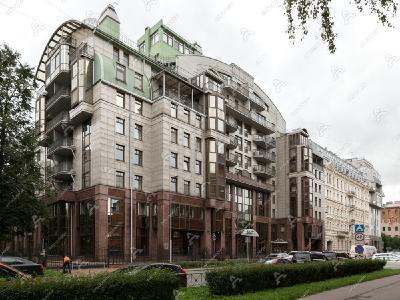 Аренда квартиры 190 м2 Мичуринская ул., д.4