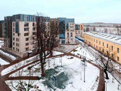 Продажа квартиры 100 м2 Смольного ул., д.4
