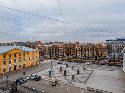Аренда квартиры 65 м2 Якубовича ул., д.8