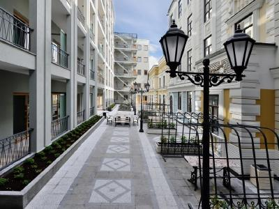 Продажа квартиры 98.8 м2 Конногвардейский бул., д.5
