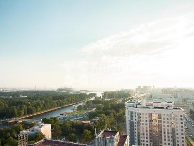 Продажа квартиры бизнес-класса 144 м2 Дибуновская ул., д.50