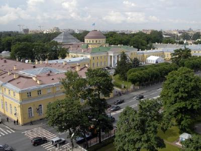Продажа строящиеся проекты 174 м2 Басков пер. /Короленко ул., д. 5