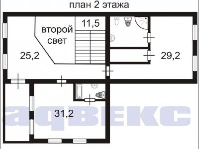 Продажа дома/коттеджи 462 м2 Пушкин, Московское ш., д.13к2