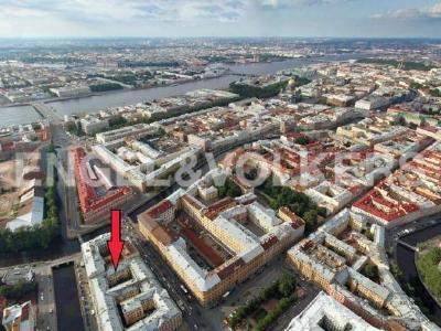 Продажа квартиры 94 м2 Крюкова кан. наб., д.4