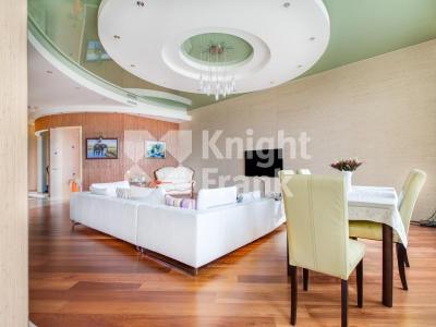 Продажа квартиры 162 м2 Песочная наб., д.40