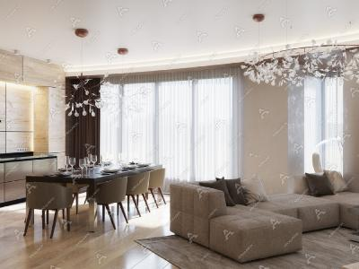 Аренда квартиры 145 м2 Приморское ш., д. 424