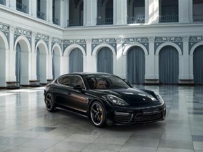 Porsche Panamera Exclusive Serie