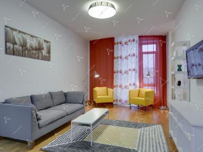 Аренда квартиры бизнес-класса 114 м2 Графтио ул., д.5