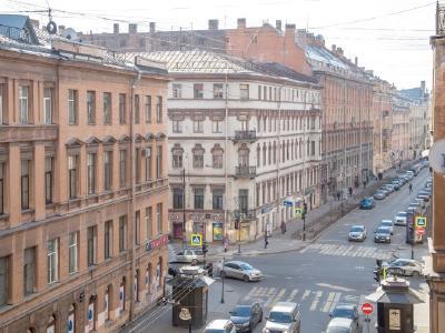 Продажа квартиры 156 м2 Моховая ул., д.21