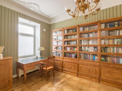 Продажа квартиры 253 м2 Захарьевская ул., д.9