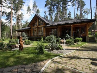 Продажа дома/коттеджи 400 м2 пос. Рощино, Овсяное, д. 1