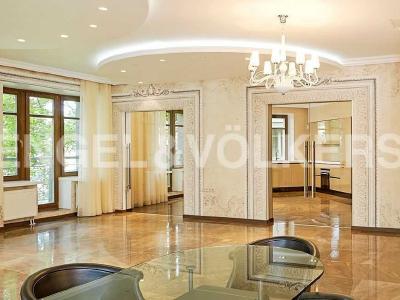 Продажа квартиры 255 м2 2-я Березовая алл., д.13