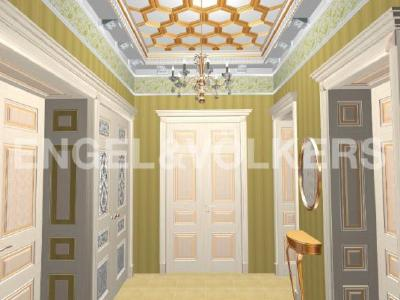 Продажа квартиры 102 м2 Дворцовая наб., д.12