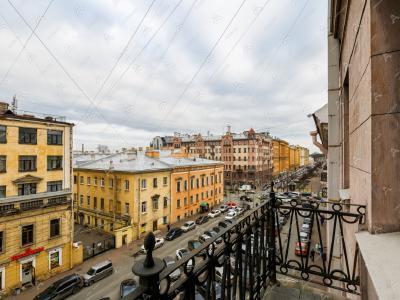 Аренда квартиры 235 м2 Захарьевская ул., д.23