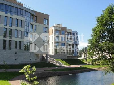 Аренда квартиры бизнес-класса 107 м2 Сестрорецк г., ул. 1-го Мая, д. 3