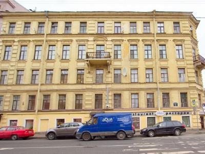 Продажа квартиры 140.2 м2 Миллионная ул., д.23