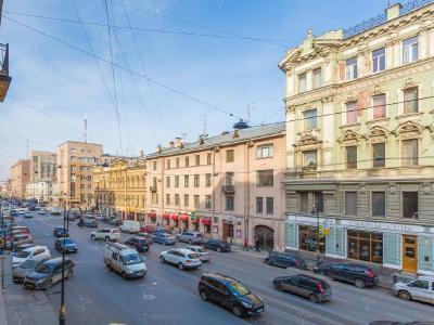 Аренда квартиры в старом фонде 100 м2 Литейный пр., д.9