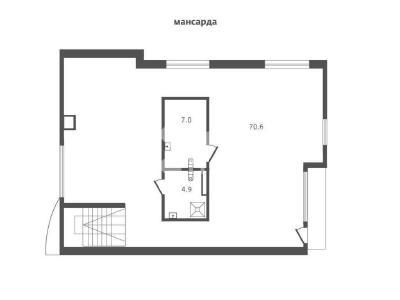 Продажа дома/коттеджи 298 м2 Сестрорецк