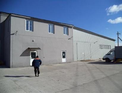 Продажа  склада Славянка, 1100 м2