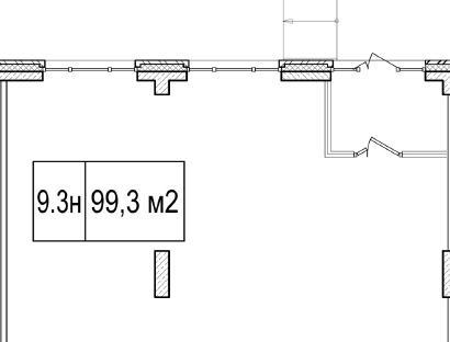 Продажа  офисного помещения КИМа пр., д.19, 99.3 м2